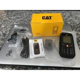 Celular Caterpillar Cat B-25 Antichoque Prova D