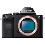 Sony Alpha A7 Mirrorless Cámara Full Frame 12meses S/interes