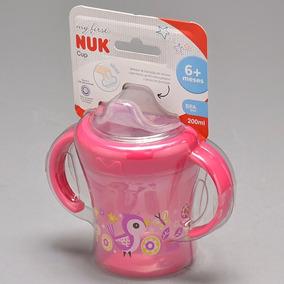 Copo Nuk My First Transição 6+ Rosa 200ml