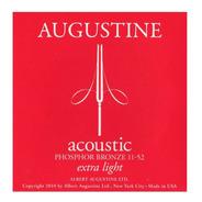 Encordado Acústica Augustine Phosphoro Bronze 11 47 Acero