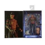 Nightmare On Elm Street 3 Freddy Krueger Neca Deluxe 7 Nvo