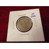 Bb#1100 Moneda Del Mundo 20 Centavos Colombia 1966