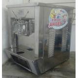 Máquina Fabricadora De Helados Súper Cremosos Soft Barquilla