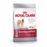 Alimento Balanceado Medium Dermacomfort Royal Canin 15kg
