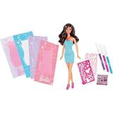 Juguete Barbie Vestido De Diseño De Moda Y Afroamericanos M