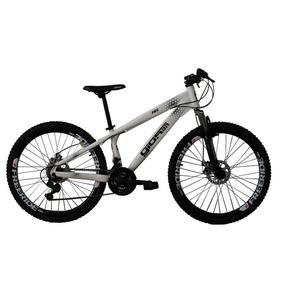 Bicicleta Aro 26 21v Branco - Gios Frx Freeride