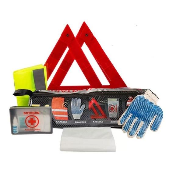 Kit De Seguridad Emergencia Vtv Autos Fitter Reglamentario