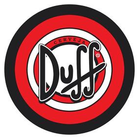 Capa Estepe Cerveja Duff Rav4 Ii 2006/2012 Pneu 225/65 17