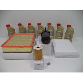 Kit Troca De Oleo Max Castrol 5w30 - Amarok