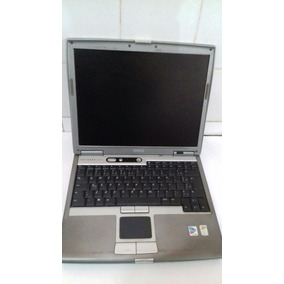 Notebook Latitude Dell D610 -com Defeito -cod87