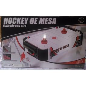 Mesa De Hockey (activado Con Aire). De Jeidy Toys.