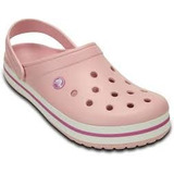 Crocband Adulto Pearl Pink Wild Orchid Envios A Todo Pais