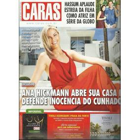 Revista Caras 1205/2016 - Ana Hickmann/xuxa/deborah Secco
