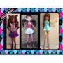 Piñatas 3d Monster High Cleo-clawdeen-draculaura