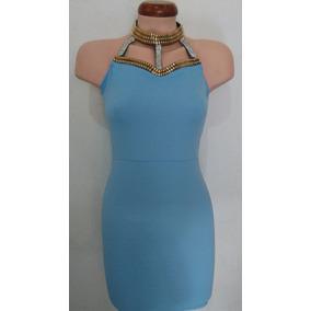 Vestido Con Bellas Aplicaciones Escote Para Destacarte 314