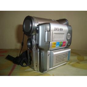 Camara De Video Dvx-850