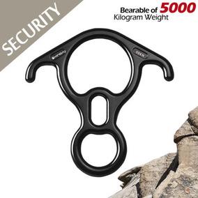 50kn Rescate Seguridad Figura 8 Descensor Asegurador
