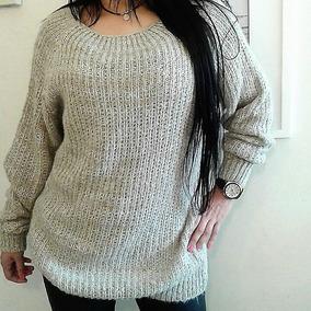 Sweaters Mujer Tejidos - Ropa y Accesorios en Mercado Libre Argentina fcf5345c64b1