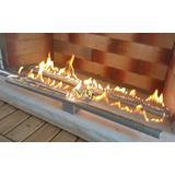 Mechero Hogar Gasificar Calefaccion Estufas Hogares Leño 65