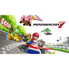 Mario Kart 7 - Juego Nintendo 3ds - Original Fisico
