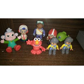 Figuras Varias, Elmo, Lego, Botas, Diego. Dora La Explorador