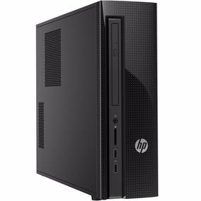 Computador Hp 200 G1 Slim Intel Dual Core - 4gb 500gb