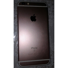 Iphone 6s Color Rosa Gold De 128 Gb Libre De Compañia
