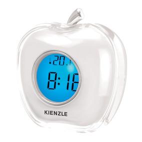 Despertador Digital Fala Hora Temperatura Branco Kienzle
