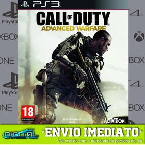 Call Of Duty Advanced Warfare Ps3 Midia Digital Em 10 Min!