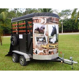 Projeto Carreta Carretinha Reboque Cavalo Envio Grátis