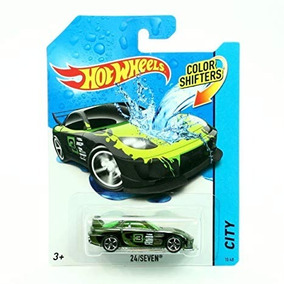 Hot Wheels Color Shifters Cambian De Color X Unidad Bhr15