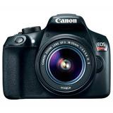Camara Canon Rebel T6 18mp Cuerpo+lente 18-55mm