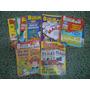 Gran Lote De Revistas Billiken Y Fasciculos De Colecciones.