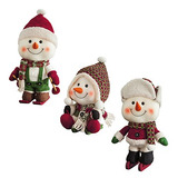 Muñeco De Nieve Decorativo
