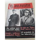 Revista Vea Dos Hazañas Inolvidables 1968