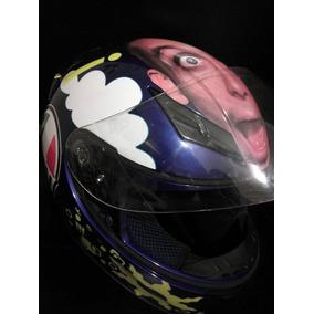 Capacete Agv Valentino Rossi Agv K3 Valentino Promoção