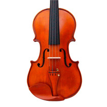 Violino 4/4 Zion By Plander Modelo Avanzato Hill