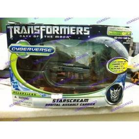 Transformers Dark Of The Moon - Starscream Orbital Assault