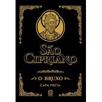 Livro São Cipriano O Bruxo - Capa Preta - Editora Pallas