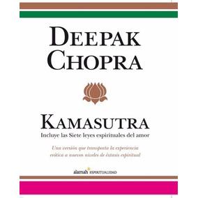 Livro Kama Sutra Deepak Chopra