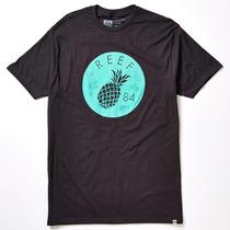 Remera Reef Country Camiseta Manga Corta Algodón De Hombre
