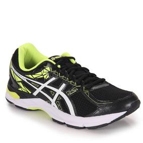 Tênis Running Masculino Asics Gel Exalt 3 A - Pto/amarelo