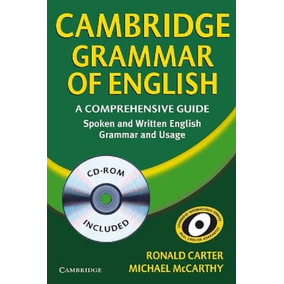 Cambridge Grammar Of English: A Comprehensive Guide Cd-rom