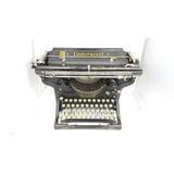 Maquina De Escribir Antigua Underwood Big Colección Vintage
