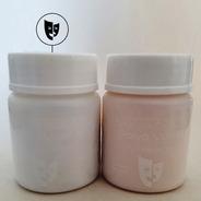 Polvo Volatil Maquillaje Titi Talquera 35gr Blanco/invisible