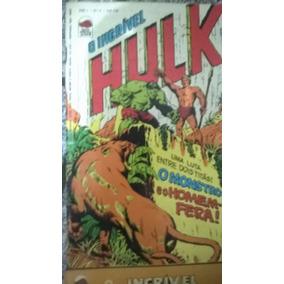 Incrível Hulk: Ed. Bloch - Nº 04 - R$ 25,00