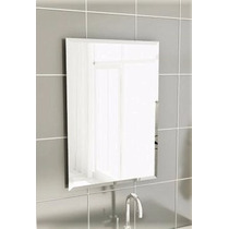 Espelho Bisotê 50x60cm P/ Banheiro Enviamos P/ Todo Brasil