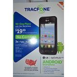 Lg Smartphone Tracfone Lg Optimus Combustible L34c Con Trip