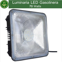 Lampara Led Gasolinera Canopy 70w