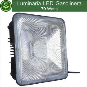 Lampara Led Gasolinera Canopy 70w